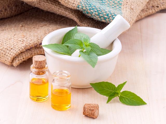 Ätherische Öle für Baby und Kleinkind